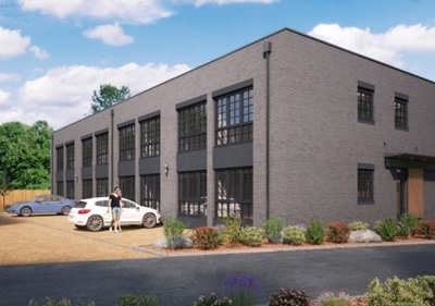 Case Studies: Development finance for exclusive, 'loft style living' apartments situated in Newbury