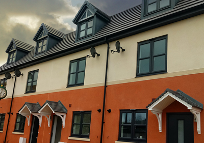 Refinance of 10 new build, help-to-buy eligible houses in Whitchurch, Bristol to local developer